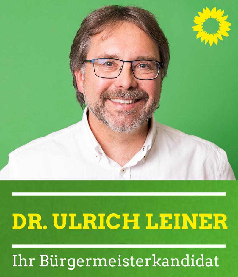 Dr. Ulrich Leiner - Ihr Bürgermeisterkandidat für Haar