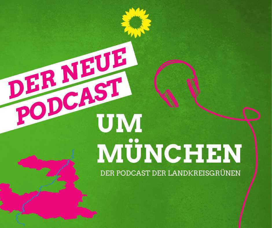 Der neue Podcast der jungen Landkreis-Grünen